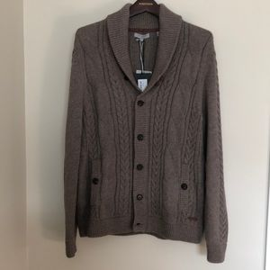Ted Baker cable knit cardi size 5